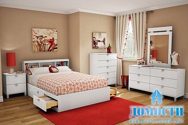 Спальня для девушки подростка фото