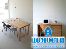 Японская мебель ручной работы