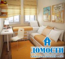 Функциональные детские спальни