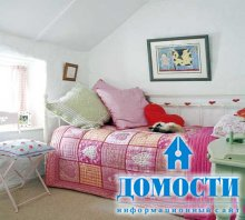 Яркие комнаты для детей