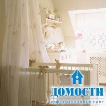 Интерьер для новорожденных
