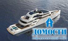 Интерьер роскошной яхты
