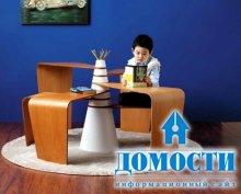 Креативная мебель для детской