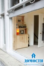 Шкафы со светом и тенью