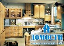 Современные семейные кухни