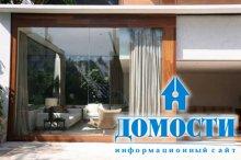 Дом с креативным дизайном