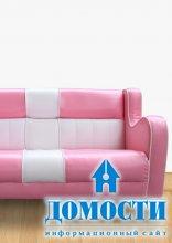 Детский диван в стиле ретро
