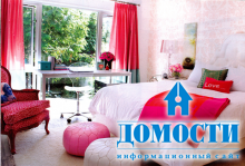 Спальни с романтичной атмосферой