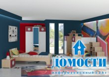 Тематические комнаты для детей
