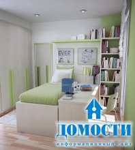 Дизайн малогабаритных комнат