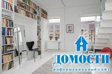 Двухуровневая шведская квартира