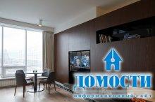 Элегантная квартира в московской высотке