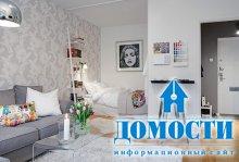 Элегантная однокомнатная квартира