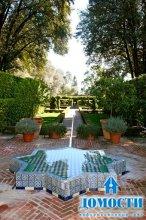 Особенности средиземноморского сада