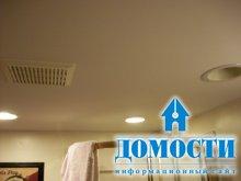 Способы вентиляции ванной