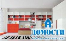 Яркая мебель для детских