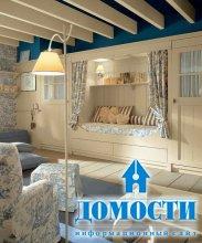 Спальный гарнитур в английском стиле