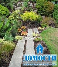 Изящные каменные сады