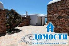 Классический греческий дом