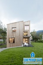 Альпийский дачный дом