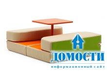 Мебель с множеством функций