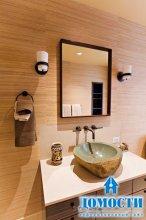 Стильные обои для ванных
