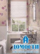 Очарование обоев для ванной