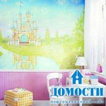 Дворцы для детской спальни