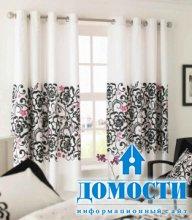 Подбор штор для гостиной