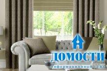 Дизайн штор для элегантного дома