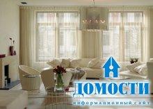 Элегантные занавески для гостиной