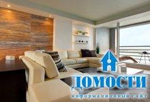 Квартирный интерьер гостиных