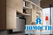 Современные модули в гостиную