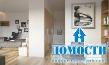 Проект совмещенной спальни-гостиной