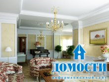 Классика в интерьере гостиных