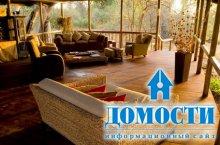 Африканский стиль гостиных