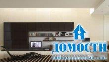 Современный минимализм в гостиной