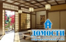 Японские традиции в интерьере