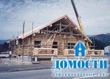Стоимость строительства бревенчатого дома