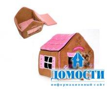 Мягкие домики для питомцев