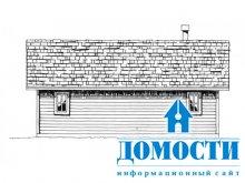Небольшие дома для дачи