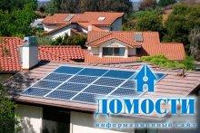 Солнечные панели для отопления