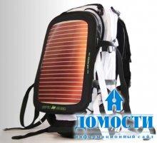 Зарядники, работающие от солнца