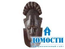 Интерьер с африканскими мотивами