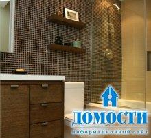 Идеи декора компактной ванной
