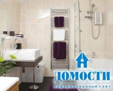 Приемы, увеличивающие маленькую ванную