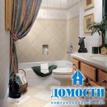 Комфорт и функции маленькой ванной