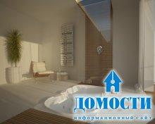 Привлекательные интерьеры ванных