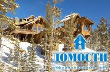 Потрясающий дом среди гор