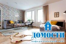 Четырехкомнатная квартира для всей семьи